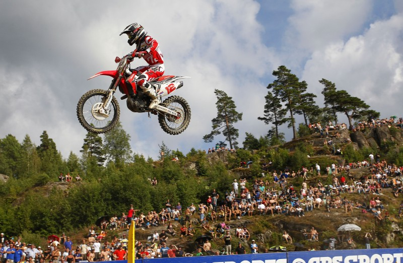 Nagl takes a third place finish in MXGP of Sweden