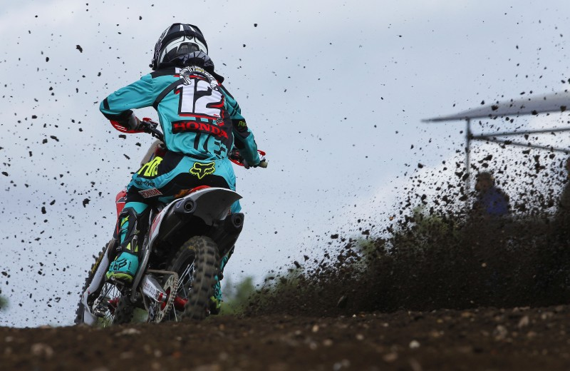 Team HRC head to Sweden set on more silverware