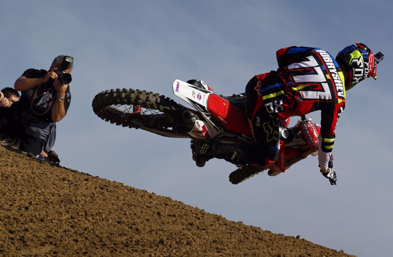 Saint Jean d'Angely marks mid-way point of the MXGP season