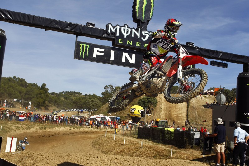 A mixed bag for Team HRC in Spain