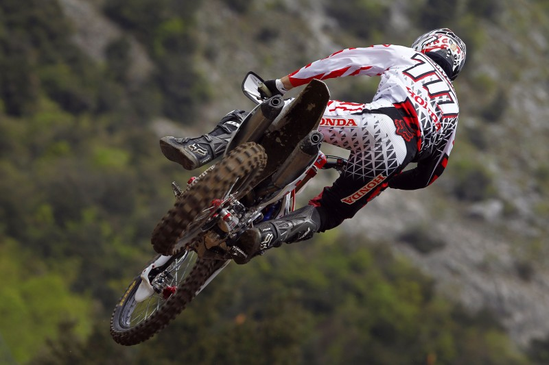Fourth overall for Max Nagl and Team HRC in MXGP Trentino