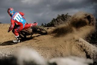 Evgeny Bobryshev testing in Sardinia