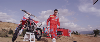 Team HRC Behind the Scenes Bobby