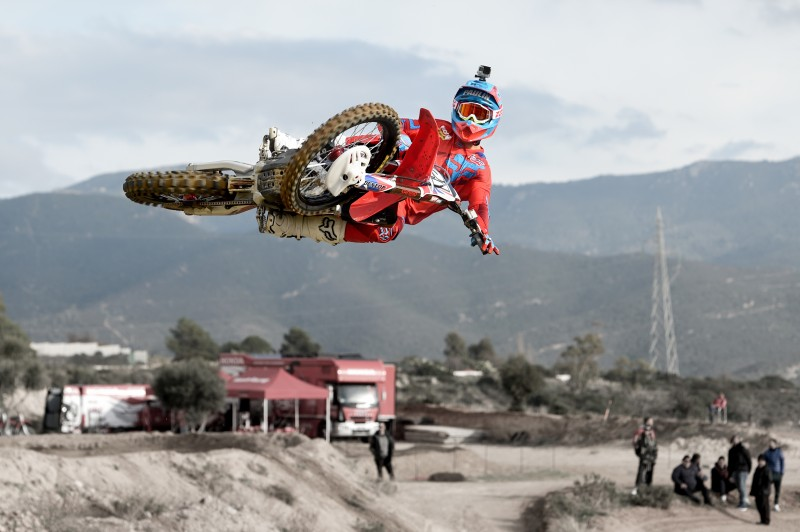 Team HRC Eagerly Anticipate the 2015 MXGP Opener in the Qatar Desert