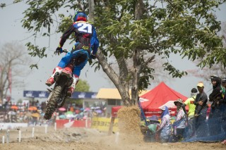 Gautier Paulin in Thailand