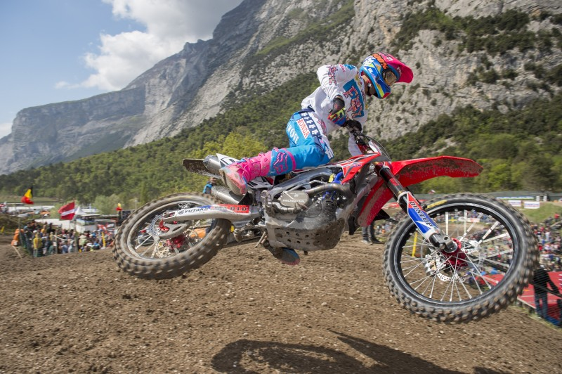 Podium pace, but Team HRC left wanting more in Italy