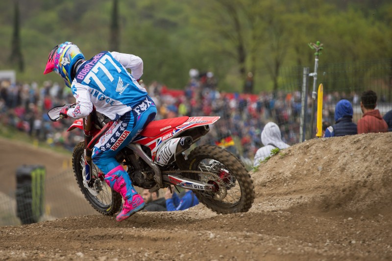 Team HRC look to take qualifying performance to Valkenswaard