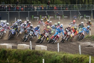 Gautier Paulin in The Netherlands