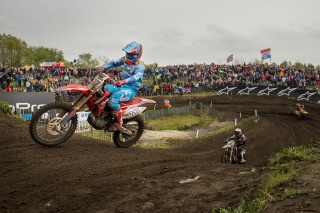 Evgeny Bobryshev fourth in The Netherlands