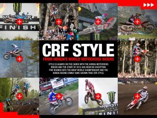 Honda CRF whip-it gallery