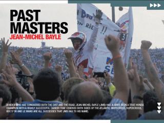 JMB - Past Master