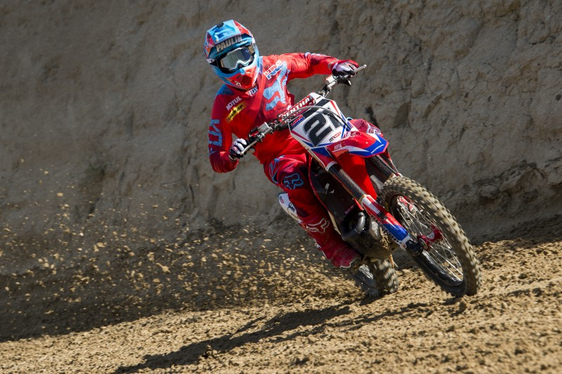 Team HRC head to Matterley Basin with sights set on the podium