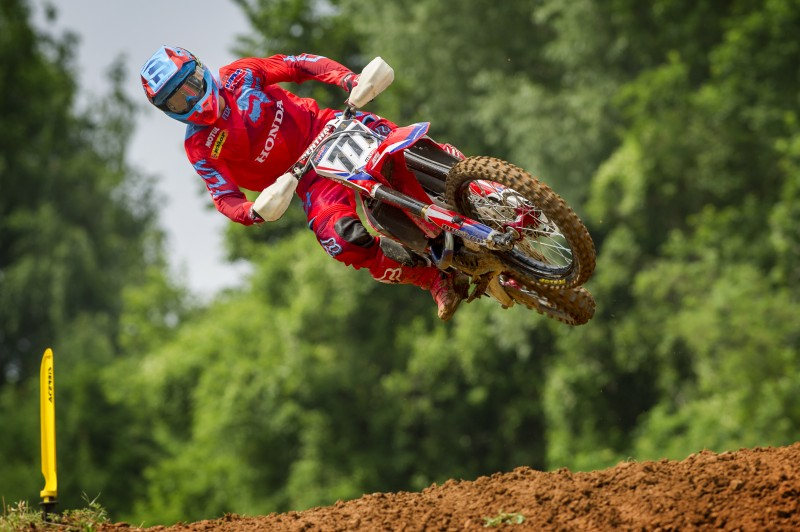 Bobryshev fastest as he and Paulin mount comeback rides after first corner drama