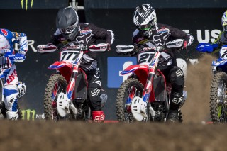 Evgeny Bobryshev and Gautier Paulin in Germany