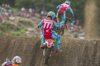 Evgeny Bobryshev and Gautier Paulin in Sweden