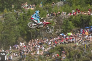 Gautier Paulin in Sweden