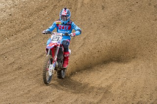 Gautier Paulin in the Czech Republic