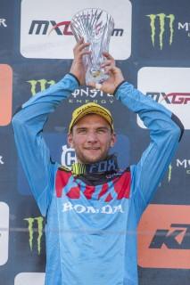 Evgeny Bobryshev finishes second in Czech Republic