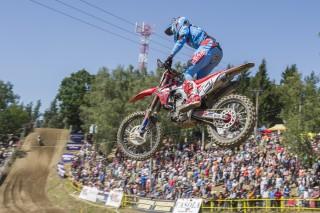 Gautier Paulin in the Czech Republic