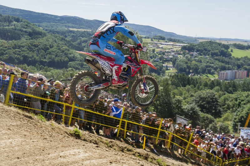 'There are sand tracks, and then there's Lommel'