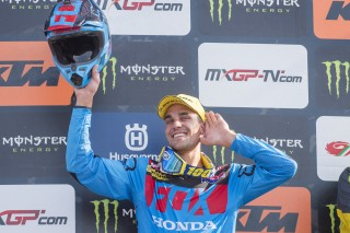 Gautier Paulin at Lommel