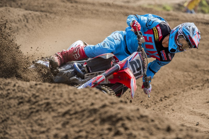 Team HRC look to maintain consistency in Italy