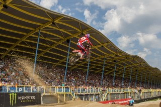 Gautier Paulin in Assen