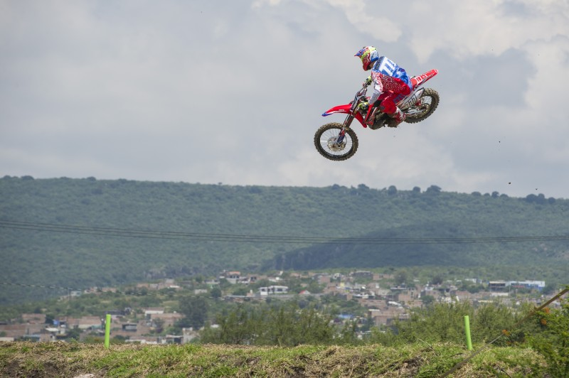 Second for Paulin in MXGP of Mexico qualifying