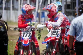 Evgeny Bobryshev and Gautier Paulin in Mexico