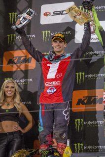 Tim Gajser, 2016 MXGP World Champion