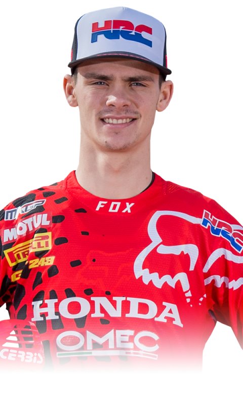 Fourth place finish for Gajser in USA GP