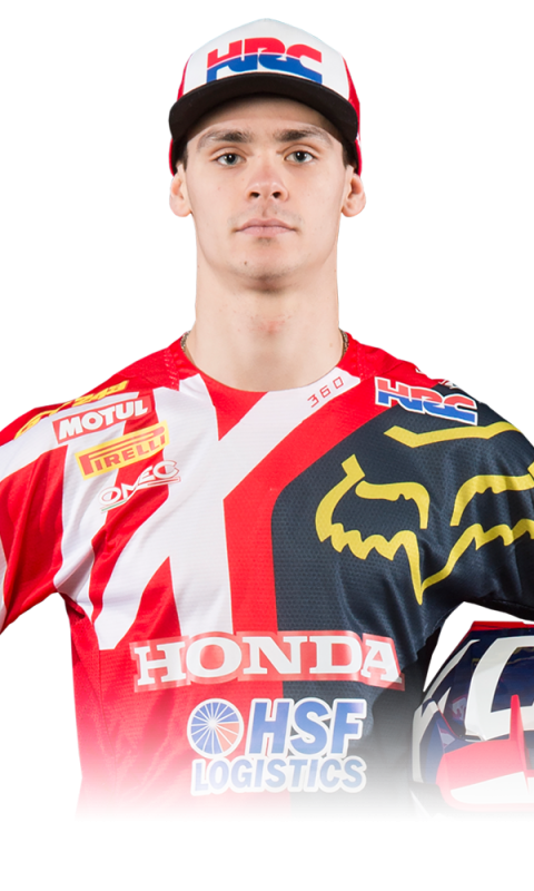 Fourth place for Gajser in Indonesia
