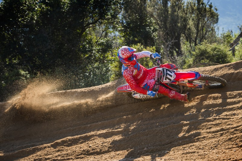 Bobryshev in fighting form ahead of MXGP round three