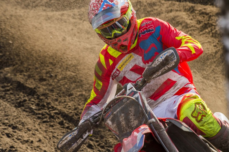 Bobryshev eighth in MXGP of Europe qualifying