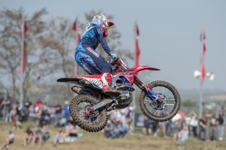 Evgeny Bobryshev took a podium in Germany