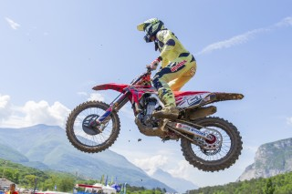 Gautier Paulin in Trentino