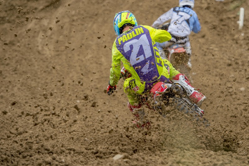 Strong performances for Team HRC duo in MXGP of Spain qualifying