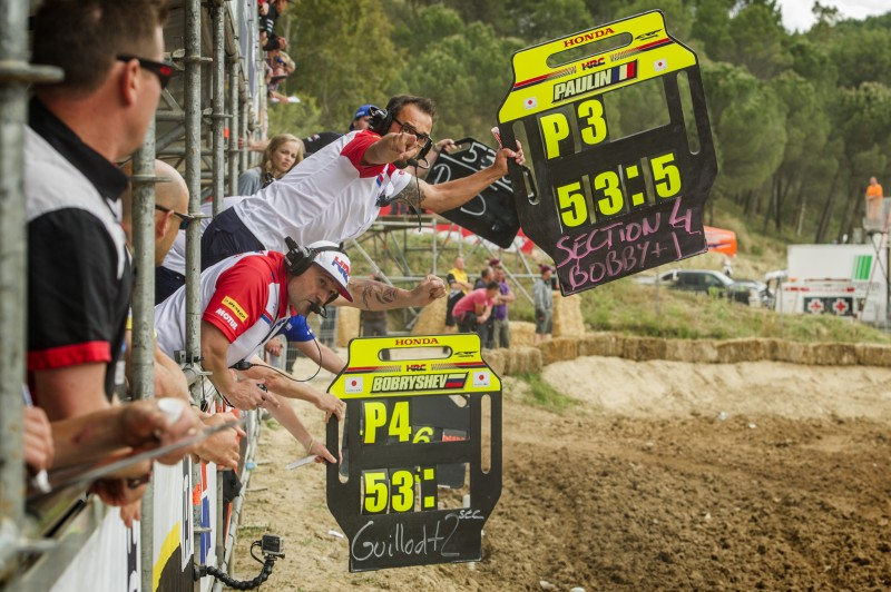 Team HRC head to France for round ten of MXGP
