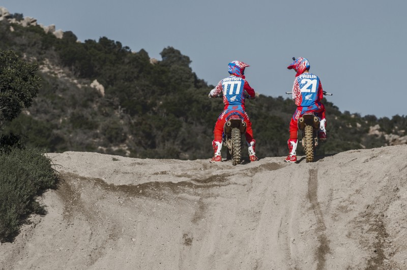 Team HRC poised for Great British encounter