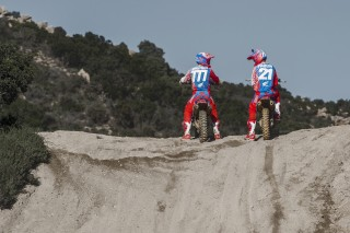 Evgeny Bobryshev and Gautier Paulin