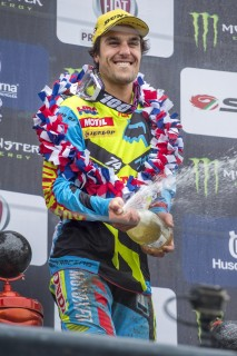 Gautier Paulin in the UK