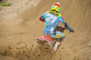 Gautier Paulin in Mantova