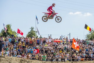 Gautier Paulin in Switzerland