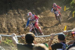 Paulin and Bobryshev at the Nations