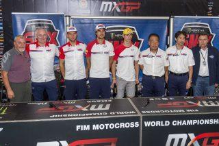 SMX Team Honda
