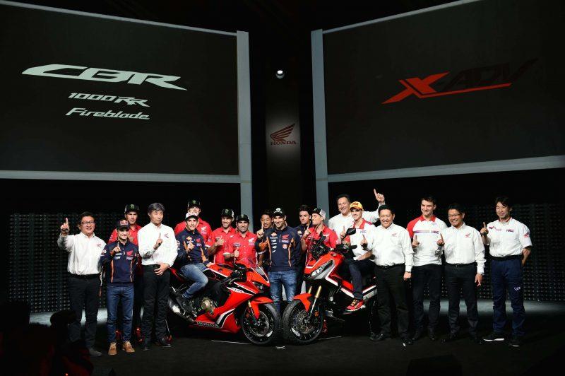 Honda announce 2017 factory MXGP line-up