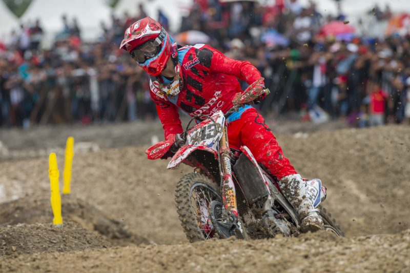 Rested, recuperated and focused, Team HRC return to action