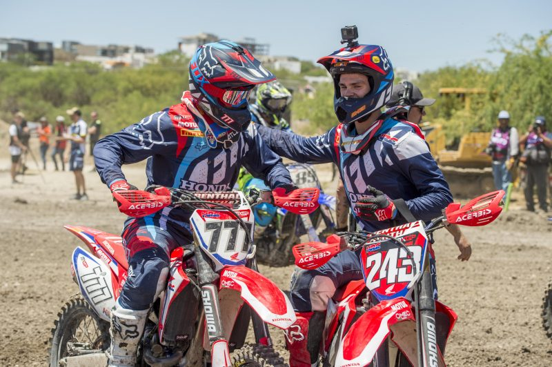 Team HRC looking to continue podium streak in Italy