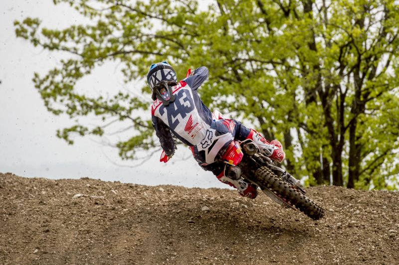 Gajser and Bobryshev are ready for the MXGP of Europe