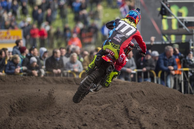Team HRC left wanting after MXGP of Europe.